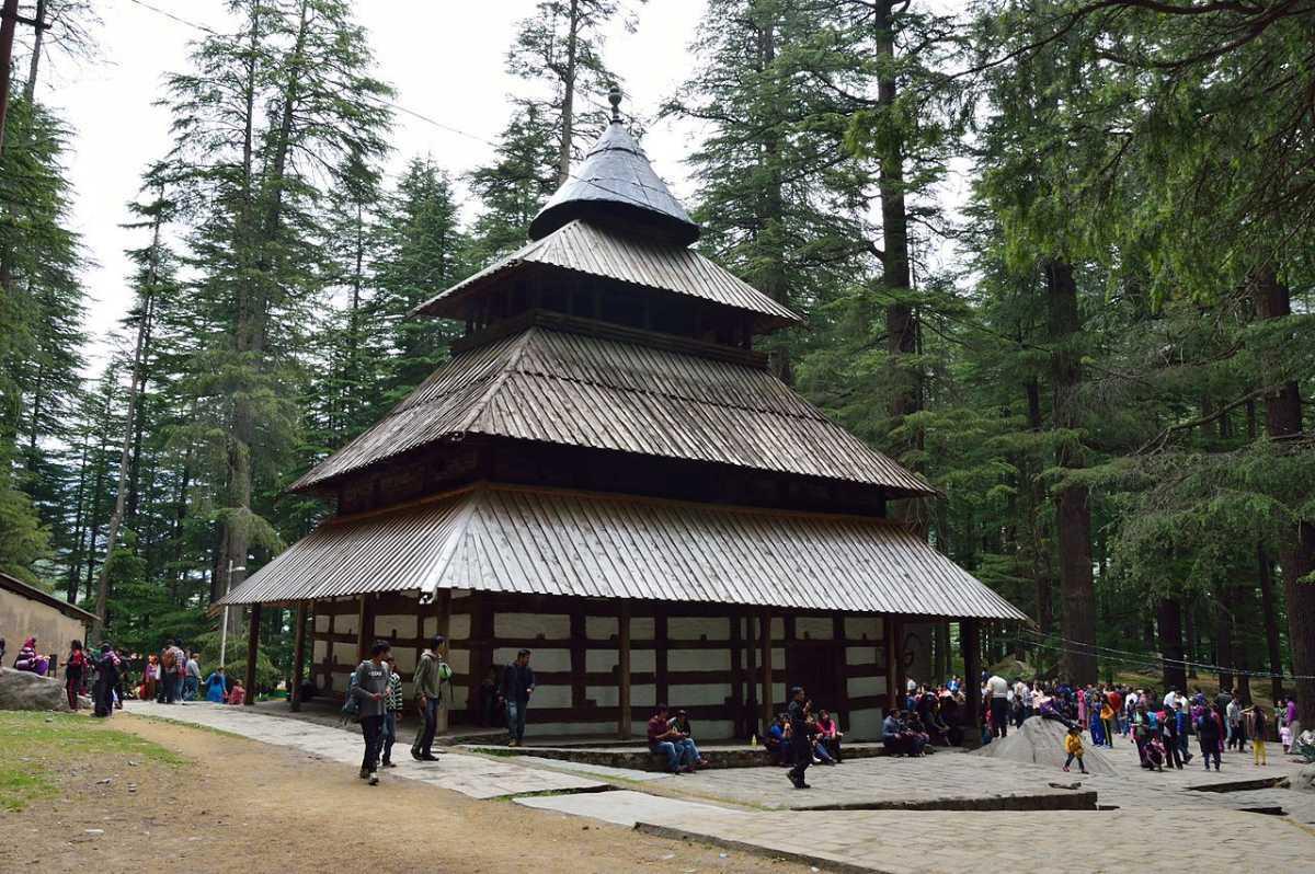 Manali Hidimba Devi Temple