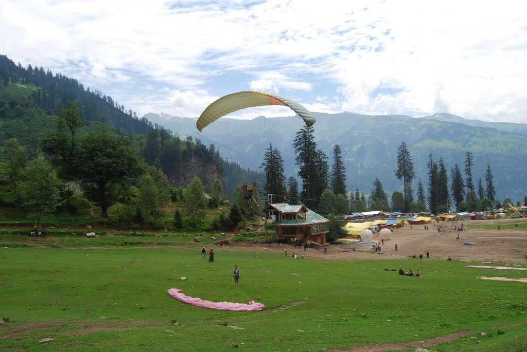 Manali Solang Valley
