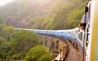 Guía completa de Trenes en India