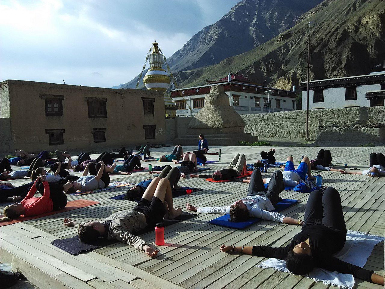 Yoga Manali