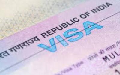 Visa para India