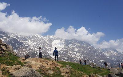 Estaciones de montaña de la India