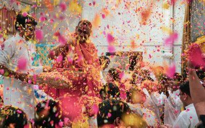 8 mejores lugares para celebrar Holi en la India