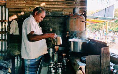 Diferentes tipos de chai que debes probar en la India